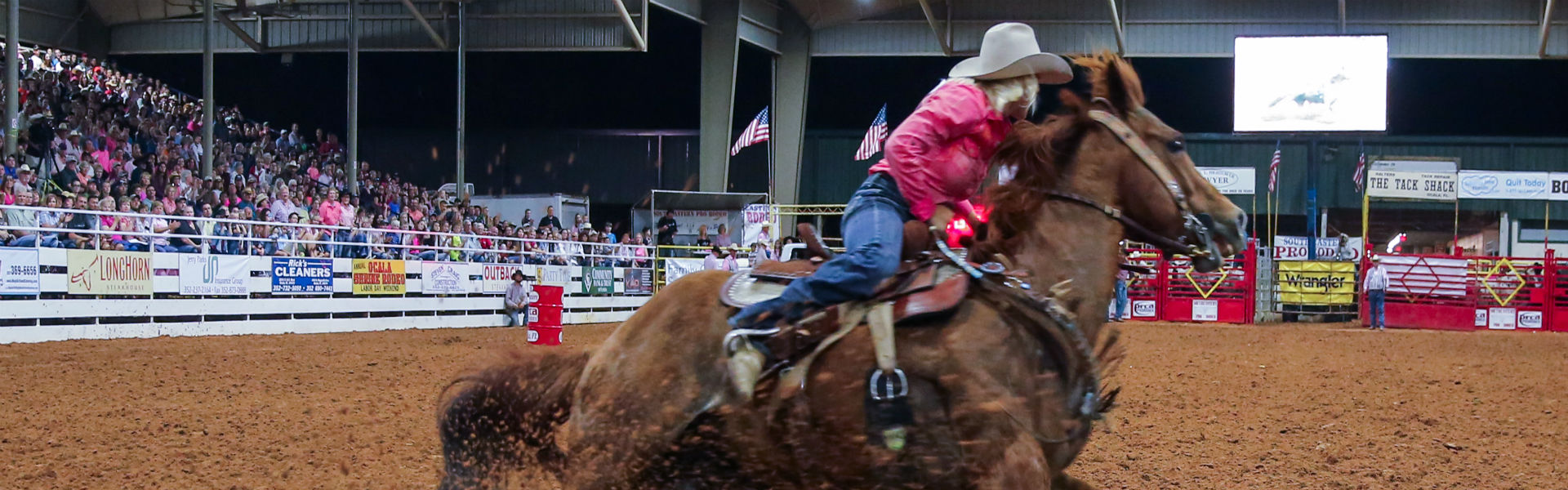 Buy Tickets Now Southeastern Pro Rodeo Ocala Rodeo